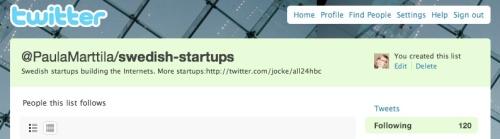 Twitter_list_swedish_startups