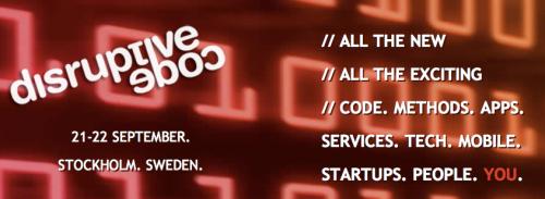 Disruptivecode