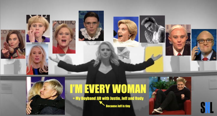Kate McKinnon I'm every woman